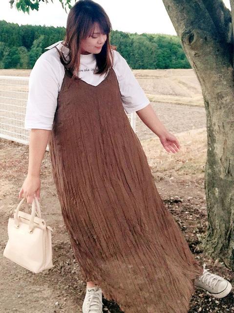 妊娠初期〜中期におすすめの春夏ファッション