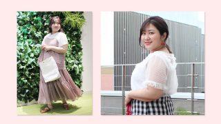 可愛いファッションが好きなぽっちゃり女子におすすめのブランド8選┃フェミニンコーデ&ガーリーコーデ集