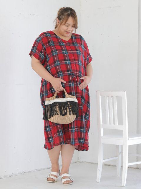 ぽっちゃり妊婦さんにおすすめ!春夏マタニティファッション