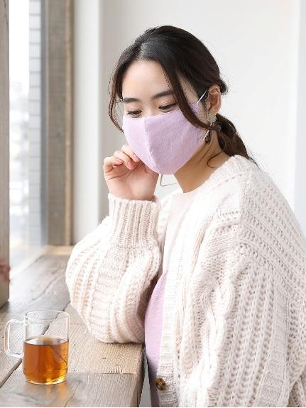 EVLOVE マスク【抗菌防臭】 洗って使える ガーゼ マスク