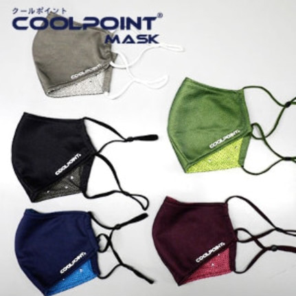 COOL POINT クールドットマスク