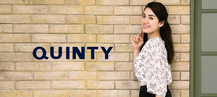QUINTY (クインティ)