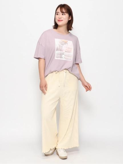 キキララ×リジェイ コラボTシャツ